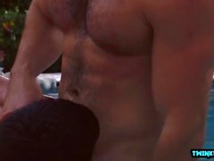 Big dick twinks oral sex with cumshot