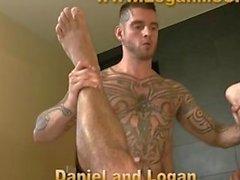 Daniel fucking LoganMcCree