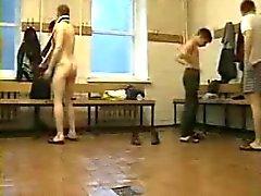 russian locker room