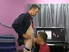 Twink movie Danny Brooks is desperate to get his Christmas b