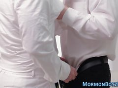 Mormon anointed in spunk