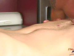 Dallas Reeves, Isaac Conn and James Bepch Hot Encounter