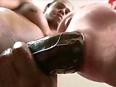 Skinny ass gets doggystyle fucks a big cock