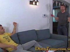 Dayton O'Connor Fucks Reid Hartley