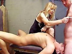 Bisexual Force Femdom