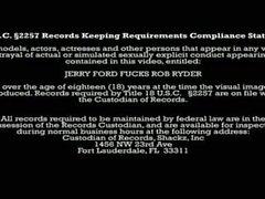 Jerry Ford fucks Rob Ryder
