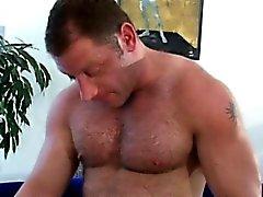 Huge old bear plows twinks butt