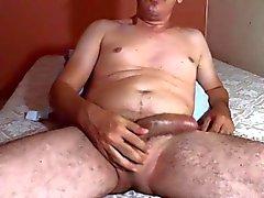 having fun with big cock
