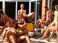 Men enjoying ace fuck in top ambisextrous scenes on cam
