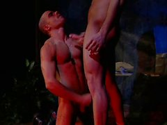 damien crosse and victor banda scene