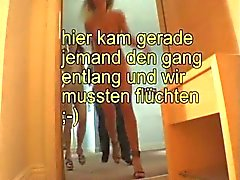 2 girls wild fuck (german)