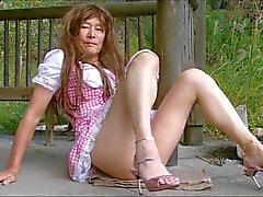 Japanese Fem Boi Pai-chan's French Maid