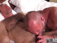 Brad Kalvo and Chad Brock