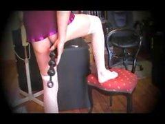 girl teen shaved sissy lingerie anal fisting sextoy dildo 139