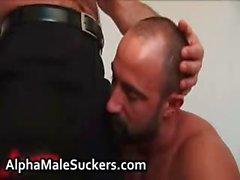 Butch Grand and Carlo Cox in super horny