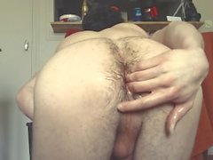 french young guy anal fist orgasm & cream