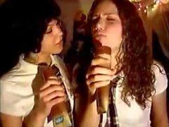 identical singers TATU sing and kiss