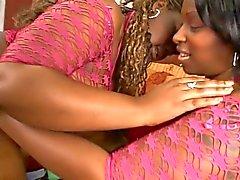 Ebony hotties love getting butt-banged