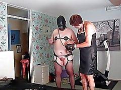 Punishing a slave part 3