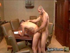 Hunter Vance and Leo Forte