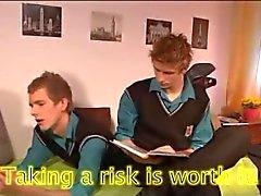 Euro schoolboys