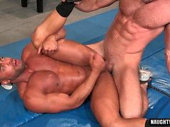 Big cock gay oral sex and cumshot