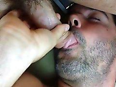 Hunk military gets anal banged