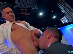 muscle gay anal sex with facial film segment 2