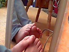 MF German Male Toes