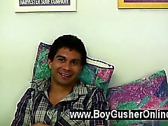 Hot gay We are greeting Justin to Boy Gusher. He is 21 years old, six