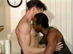 Glory Holes 2 White Men Black Cocks - Scene 6