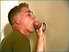 big cock gloryhole in the barracks head