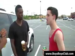 Big muscled black gay boys humiliate white twinks hardcore 13
