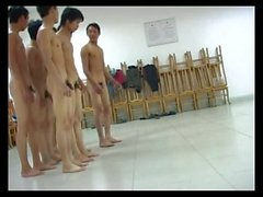 Chinese army military soldiares str8 asian skiny boys