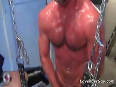 Josh West and Tober Brandt BDSM gay part4