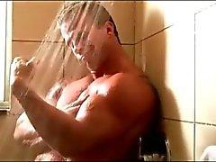 Zeb Atlas and Mark Dalton muscle worship