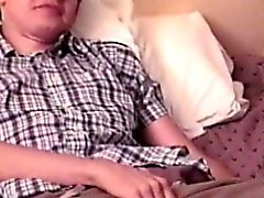 Reality solo twinks homemade jerking video