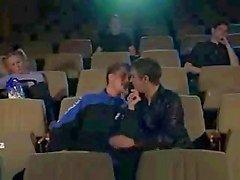Bisexuals in the theatre