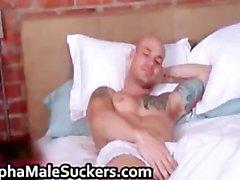 Awesome gay hardcore fucking and sucking part1