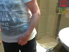 grandpa jerking off