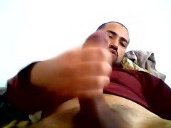 Hot Arab Wanker