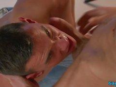 big dick gay flip flop with cumshot clip video 2