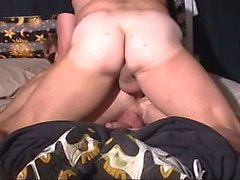 Pretty dude having great time after the work as they fuck really hard