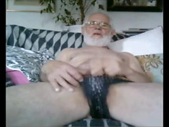 Grampa in panties