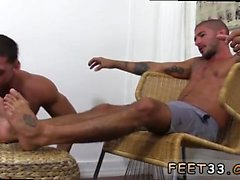 Show me young black gay men smoking fetish Ricky gets bare a