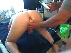Playing with my Sub Slave