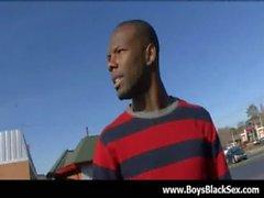 Sexy black gay boys fuck white young dudes hardcore 13