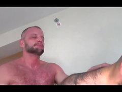 Sexy Bears Flip Flop Sex ( Muscle Bear Sex Fucking )