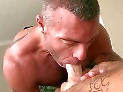 Hard Cock Massage on Rubgay