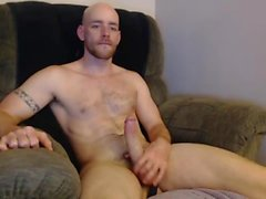 Hot guy self suck and cum in his mouth